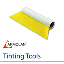 Tube Squeegee Yellow 14 cm