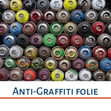 Schutzfolien, Anti-Graffitifolien, zur Werterhaltung, zum Schutz