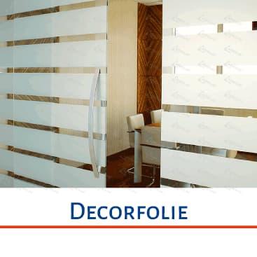 Glasfolien, Dekorfolien, zur Individuellen Gestaltung