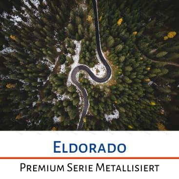 Autotoenungsfolien, Toenungsfolien, metallisiert, Eldorado